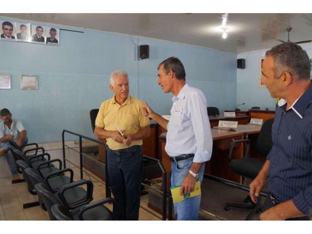 Deputado Federal, Rubens Bueno, Presta Contas de Sua Atuação Parlamentar - Galeria de Imagens