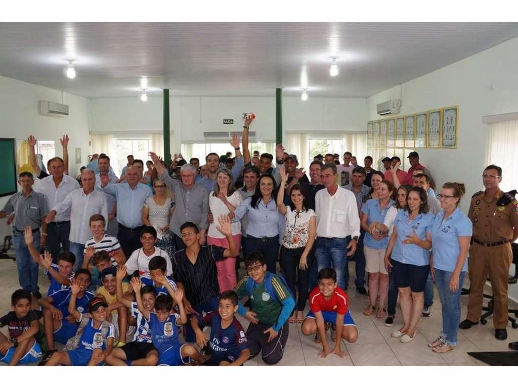 Acompanhamos a Vista do Chefe da Casa Civil e do Deputado Bernardo em Iretama - Galeria de Imagens