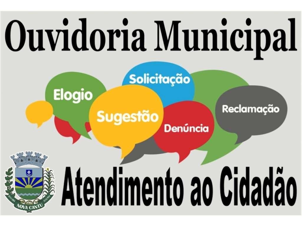 Prefeitura Municipal de Nova Cantu efetiva o serviço de ouvidoria municipal - Galeria de Imagens