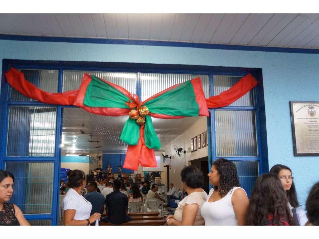 Confraternização da Secretaria Municipal de Assistência Social - Galeria de Imagens