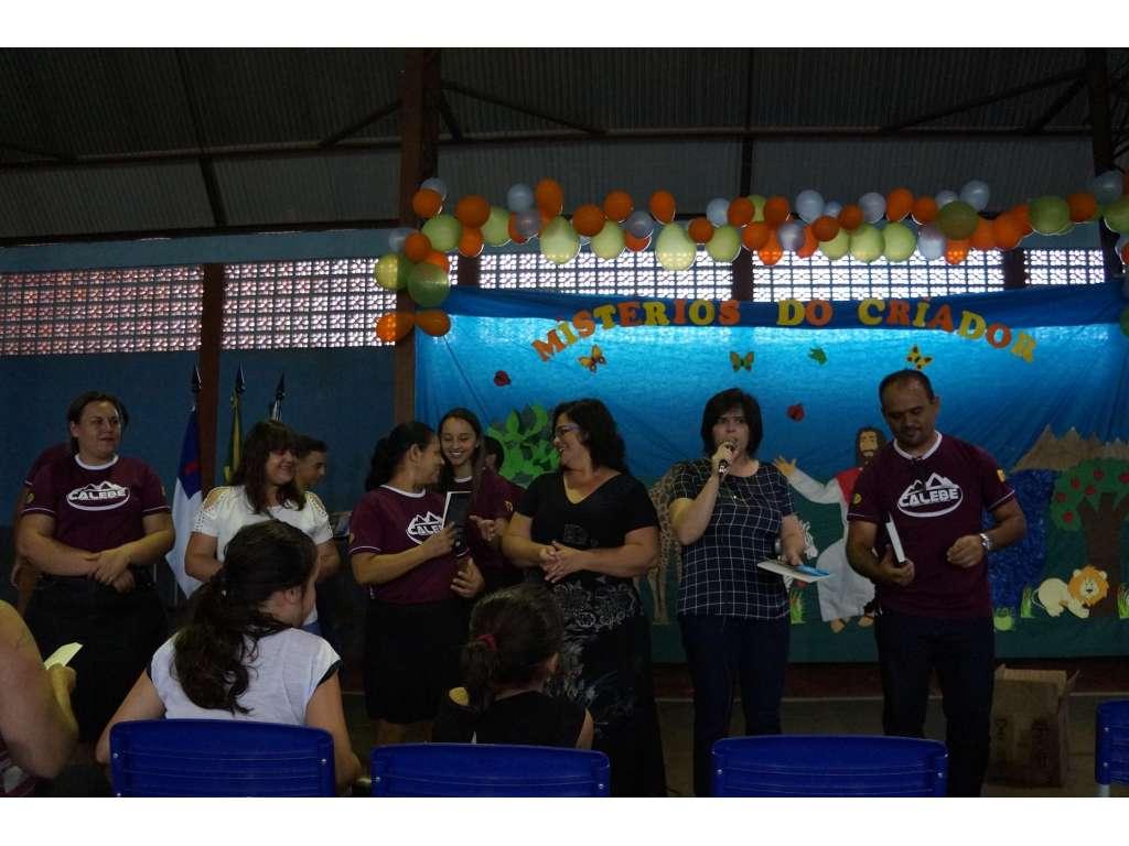 Projeto Missão Calebe Foi Realizado em Nova Cantu Pela Primeira Vez - Galeria de Imagens