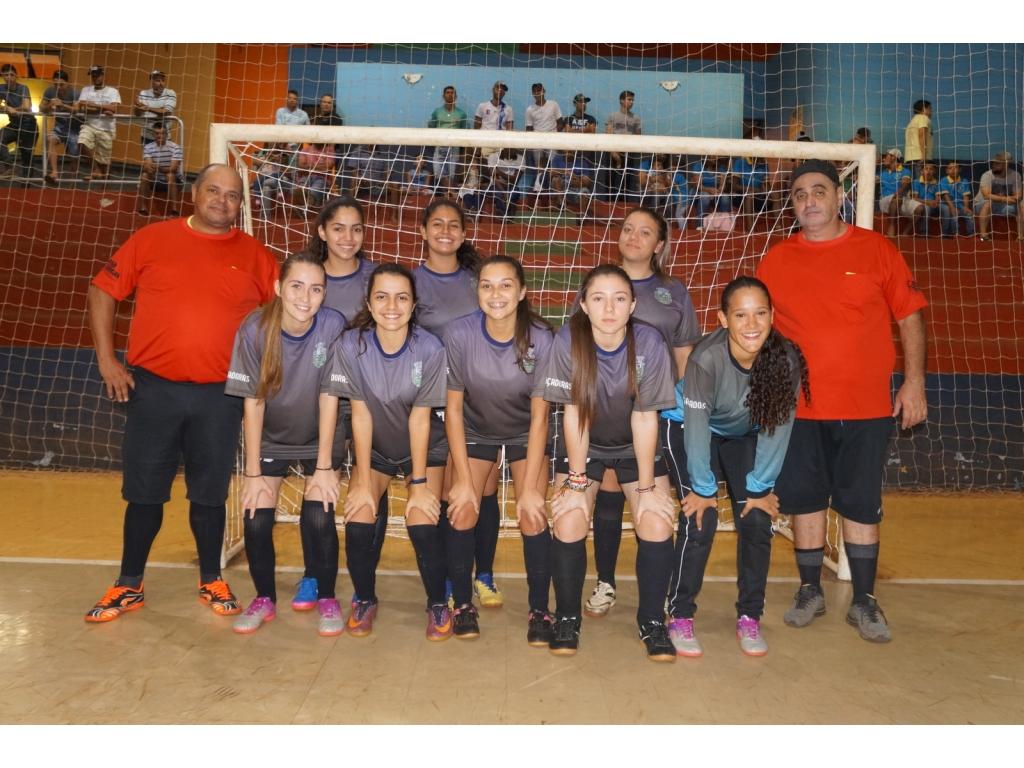 Resultados 1ª Rodada do Campeonato Municipal de Futsal 2018 - Galeria de Imagens