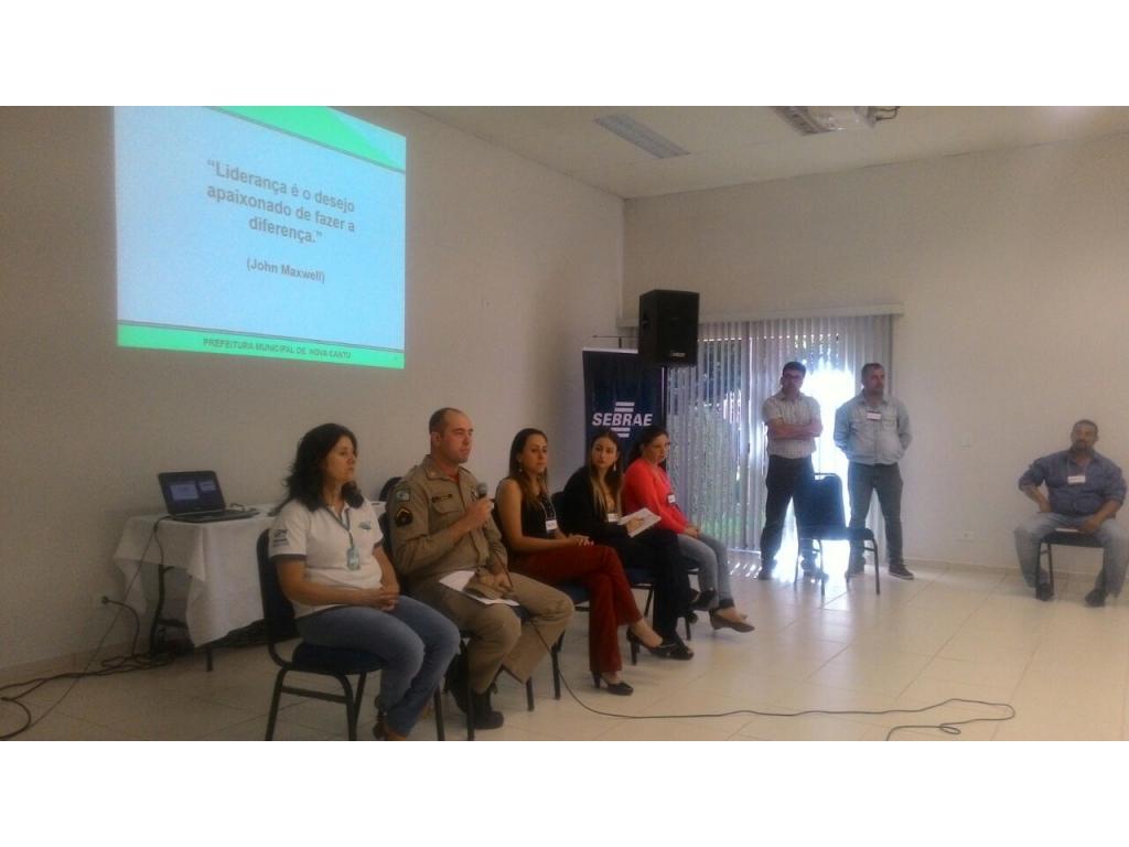 Nova Cantu se Destaca no Comitê de Desenvolvimento Territorial da COMCAM - Galeria de Imagens
