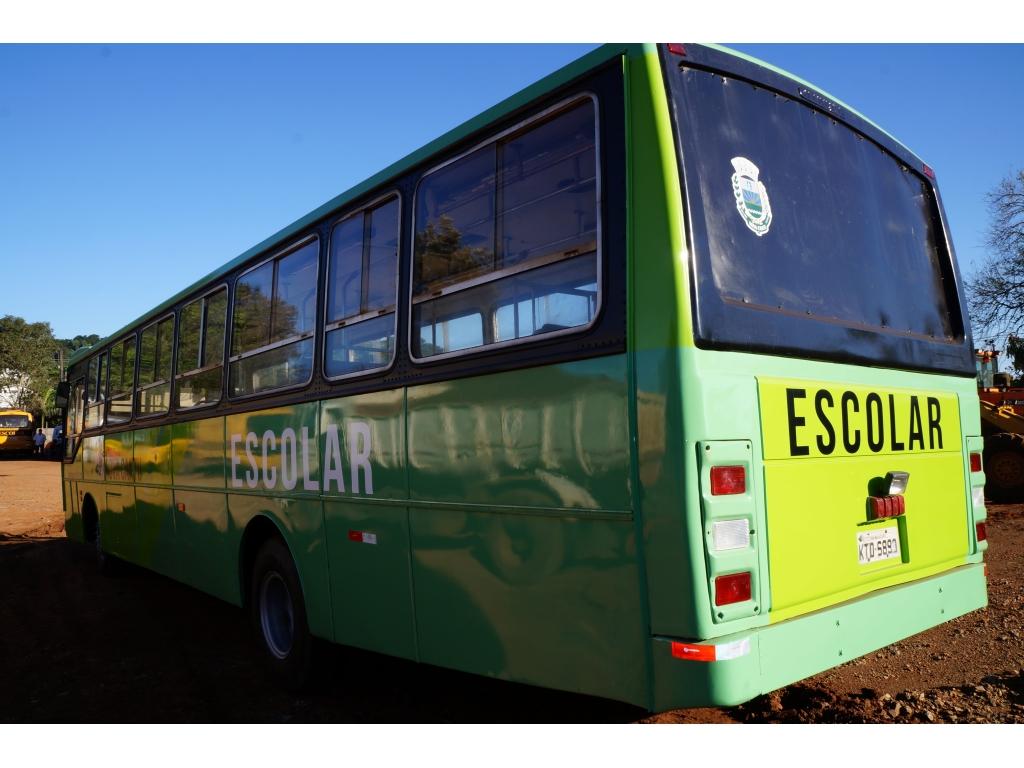 Mais um Ônibus Recuperado e Entregue Para Transporte Escolar de Nova Cantu - Galeria de Imagens