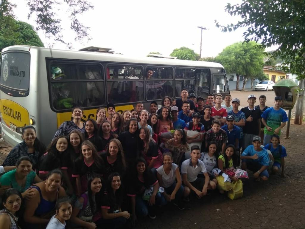 Nova Cantu Será Representado por 5 Equipes nos 65º JEPs Barbosa Ferraz - Galeria de Imagens