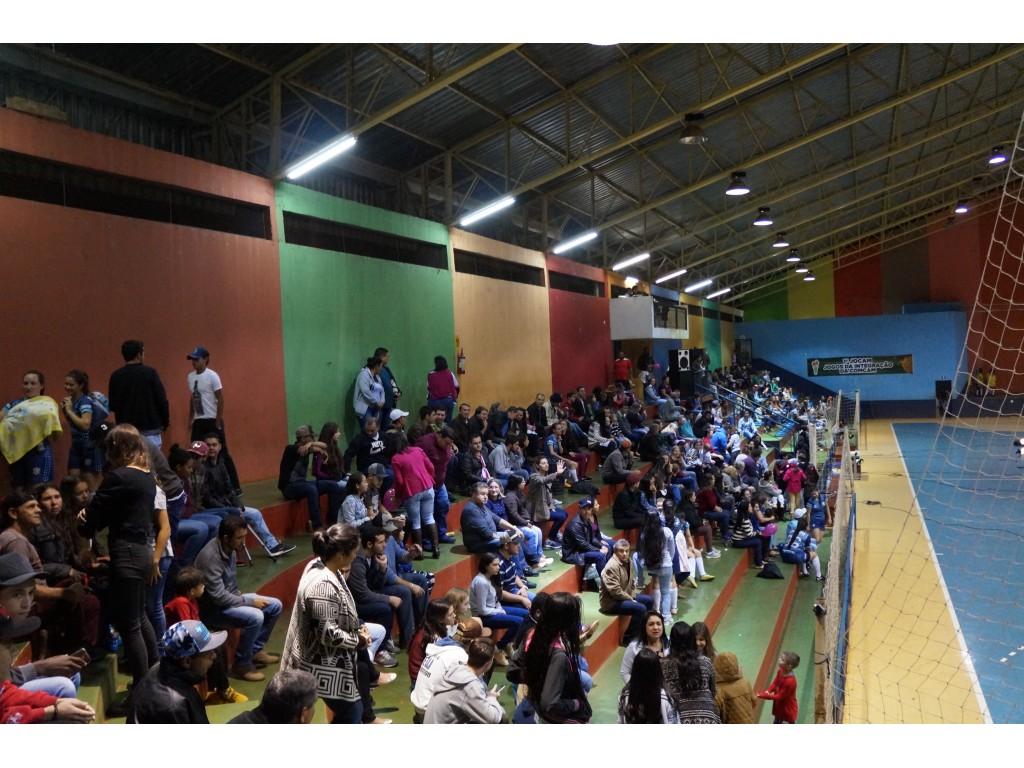 Estrelas e Posto Suzuka Campeões do Campeonato Municipal de Futsal - Galeria de Imagens