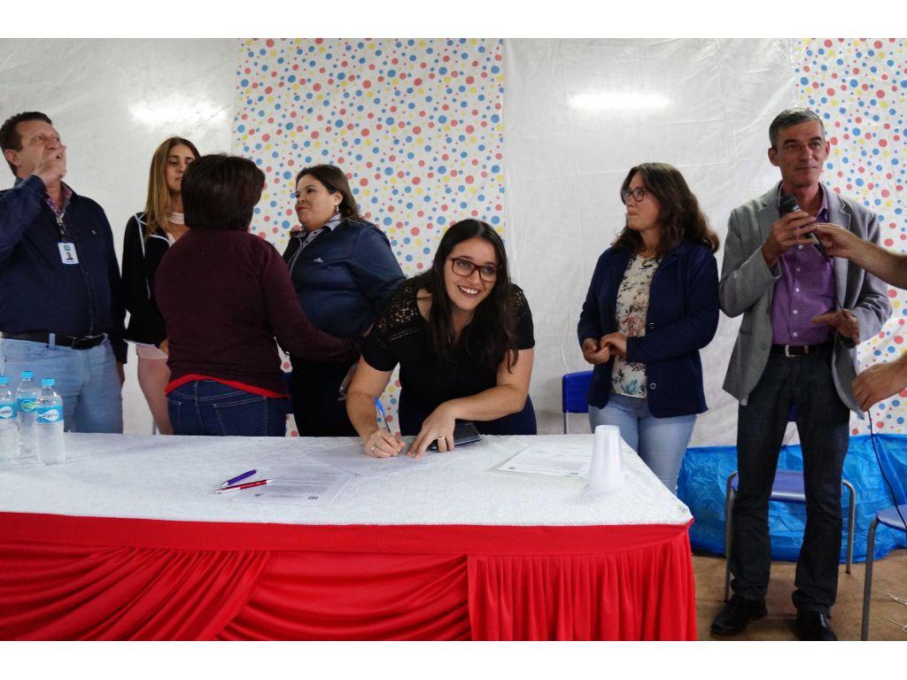 Início da Reforma no Colégio Estadual de Cantuzinho - Galeria de Imagens