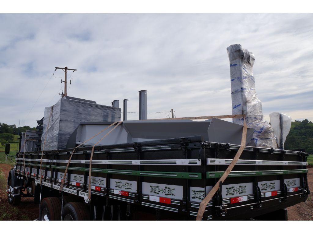 Nova Cantu Recebeu os Equipamentos Para Reciclagem - Galeria de Imagens