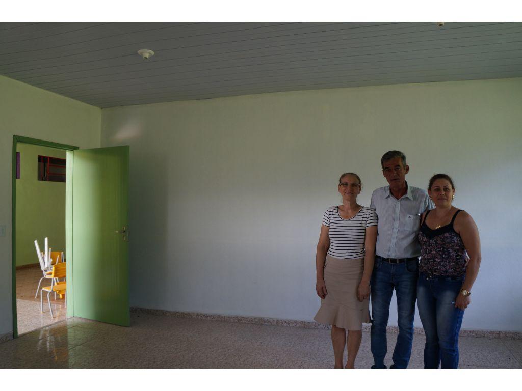 Pré-Escola Municipal Lindolfo Ferreira de Ávila Foi Ampliada Com Mais Duas Salas - Galeria de Imagens
