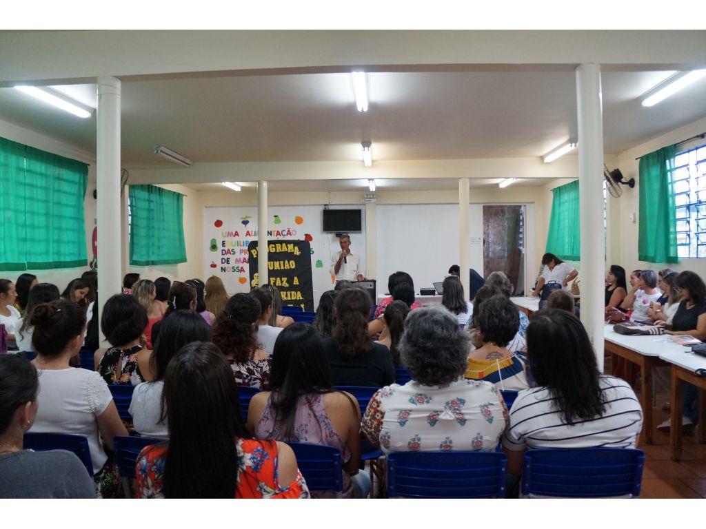 Pelo Segundo Ano Consecutivo Professores de Nova Cantu tem Reajuste nos Mesmos Índices do Plano de Carreira dos Professores Aplicado ao Piso Nacional - Galeria de Imagens