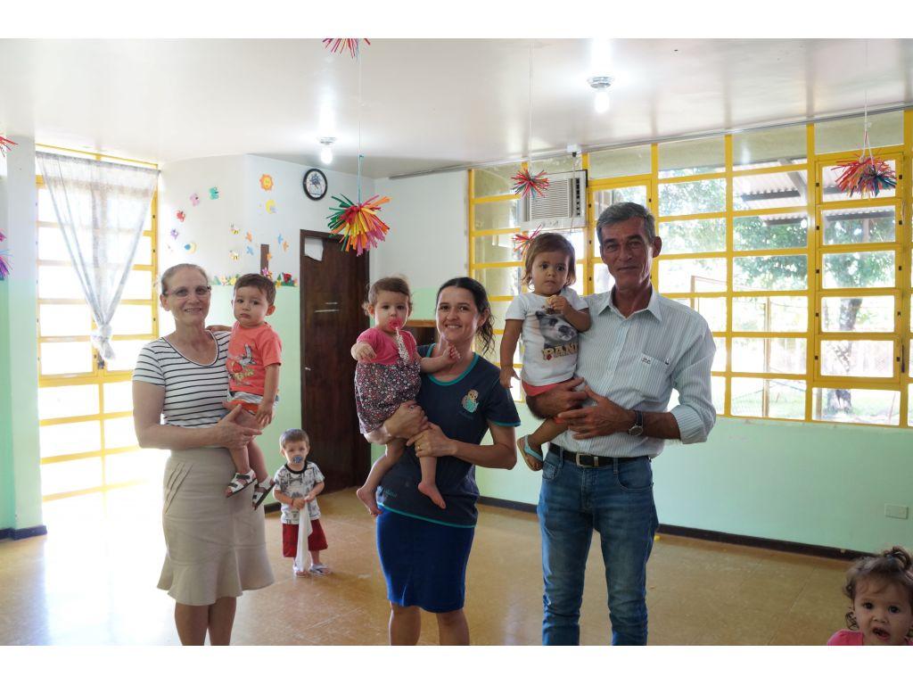 Pelo Segundo Ano Consecutivo Crianças da Creche Permanecem em Colônia de Férias no Período das Férias Escolares - Galeria de Imagens