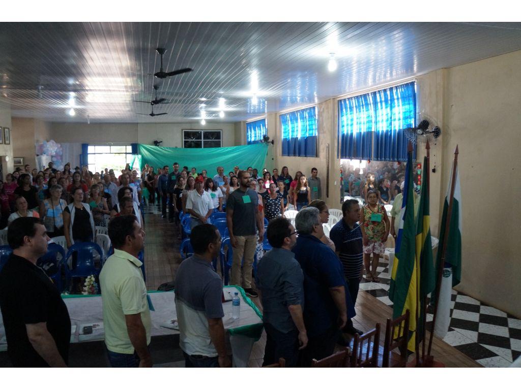 Secretaria Municipal de Saúde Realizou a 14ª Conferência Municipal - Galeria de Imagens