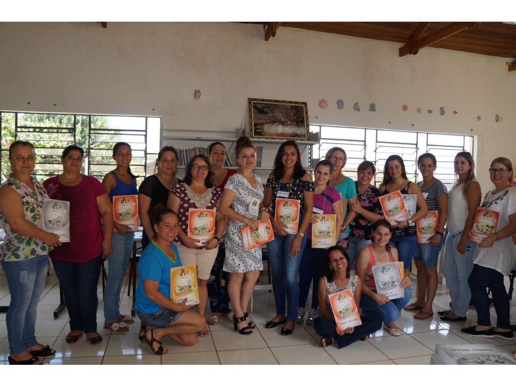 Professores da Rede Municipal Recebem Capacitação do Programa Educação Empreendedora do Sebrae - Galeria de Imagens