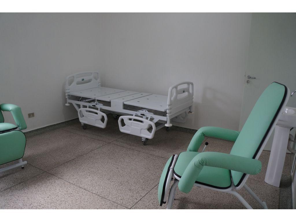 Hospital Municipal Abre Alas Reformadas Para Atendimento da População - Galeria de Imagens