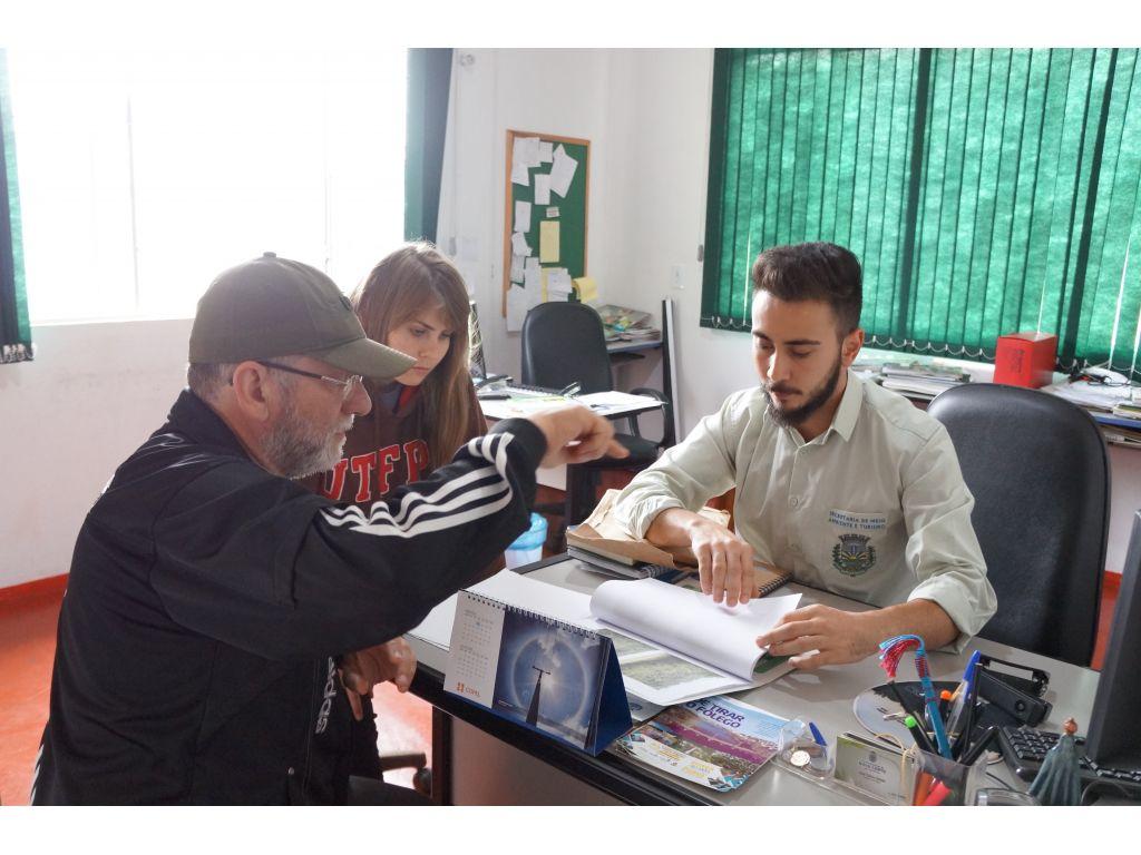 Técnicos da UTFPR Realizam Levantamento da Flora na Estação Ecológica Municipal - Galeria de Imagens