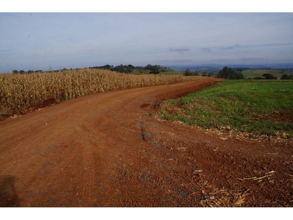 Estradas da Região do 4 Encruzo e Campinho em Fase Final de Readequação - Galeria de Imagens