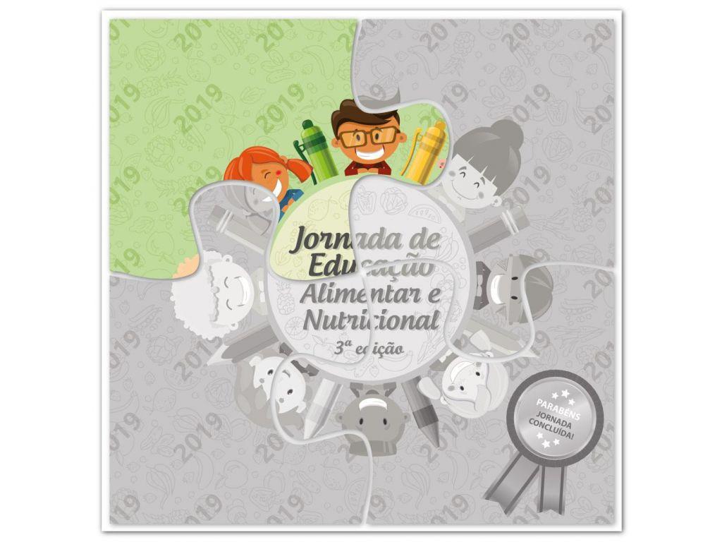 Nova Cantu Recebe o Selo da Primeira Etapa da Jornada de Educação Alimentar - Galeria de Imagens