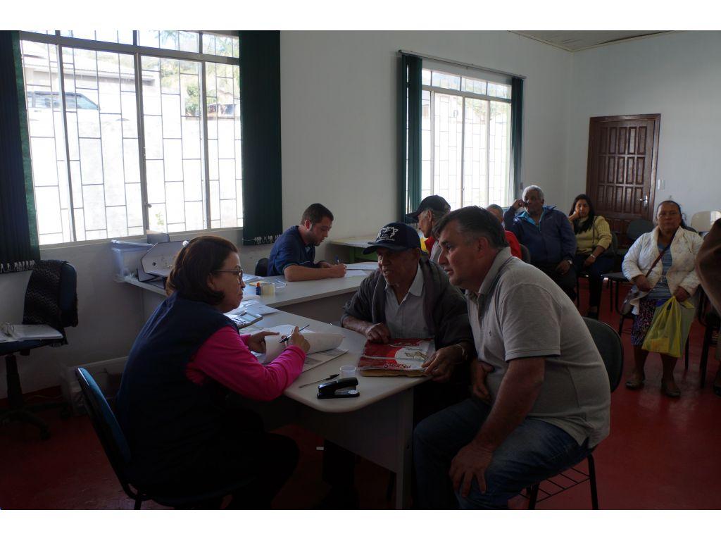Programa de Incentivo a Regularização Fundiária Rural em Nova Cantu - Galeria de Imagens