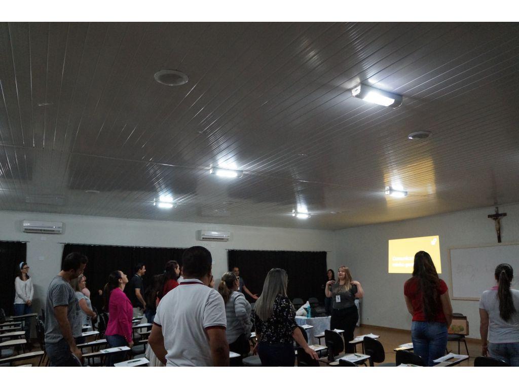 Curso Sobre a Importância da Comunicação e a Formação de Equipes - Galeria de Imagens