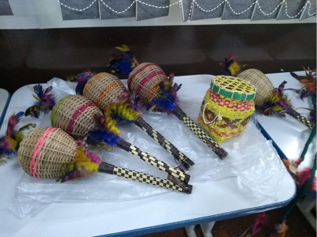 Palestras Sobre a Cultura Regional Indígena - Galeria de Imagens