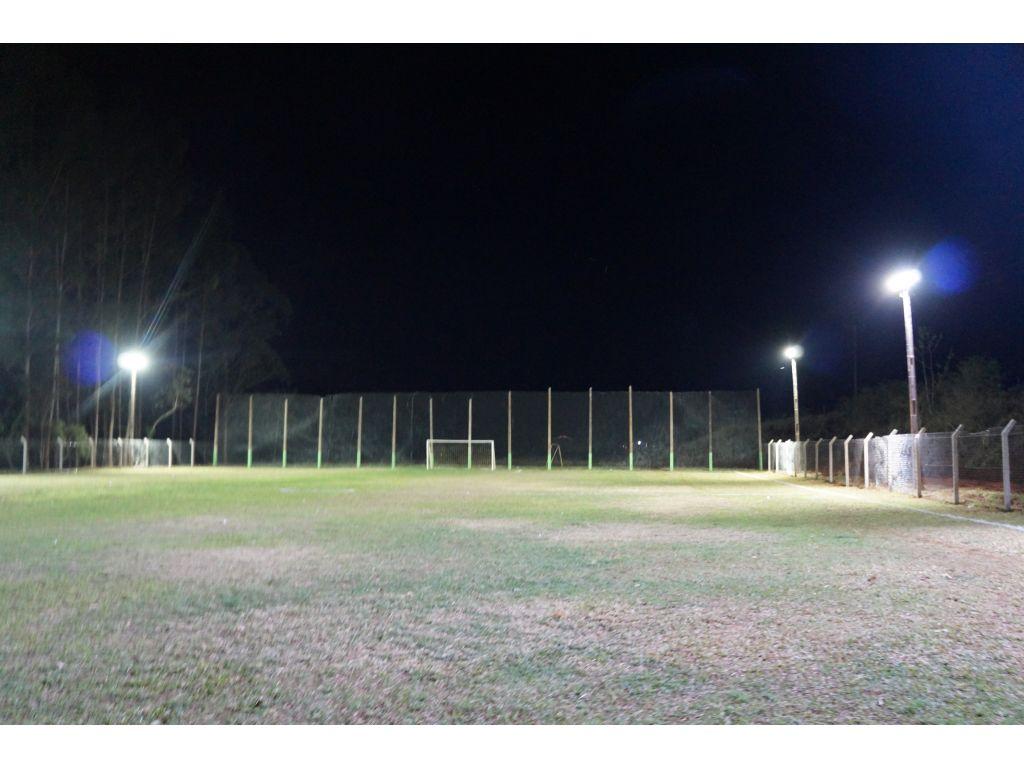 Entrega da Iluminação e Alambrado do Campo da Comunidade Anjo da Guarda - Galeria de Imagens
