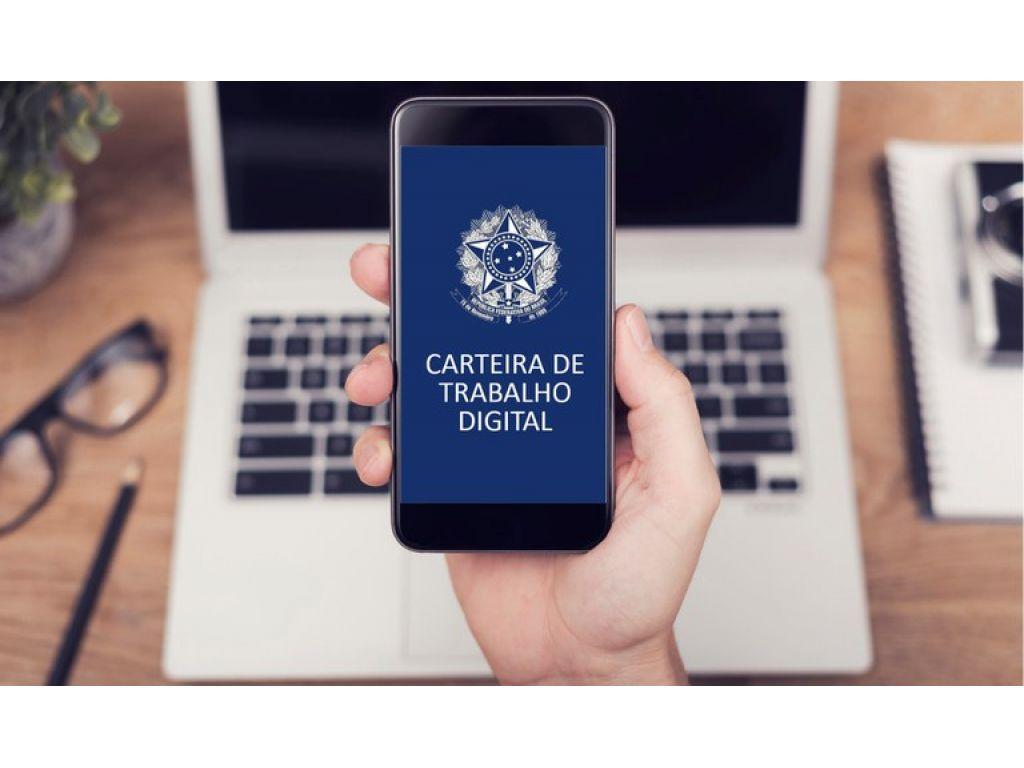 Departamento de Identificação de Nova Cantu Está Emitindo Carteira de Trabalho Digital - Galeria de Imagens