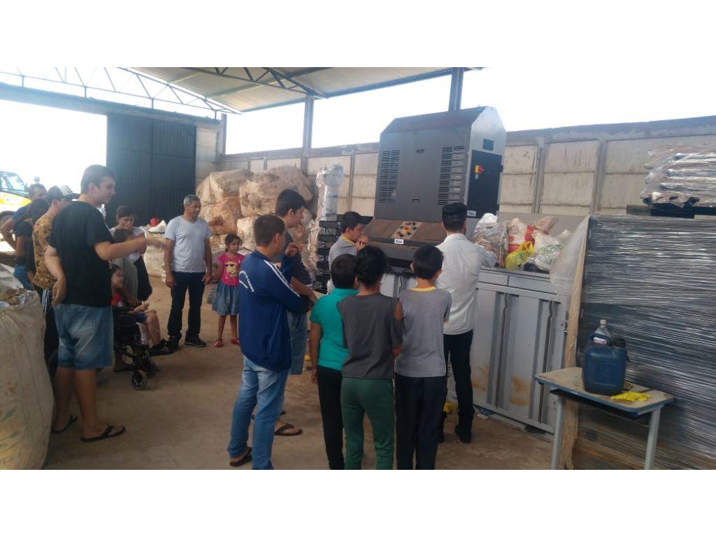 Escola Neusa Maria Pereira Participa de Projeto de Educação Ambiental - Galeria de Imagens