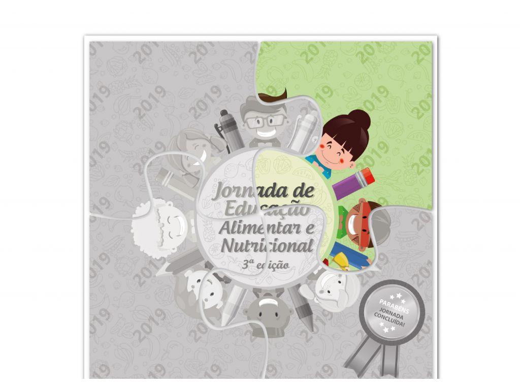 Nova Cantu Recebeu os Selos do Segundo e Terceiro Tema da  3ª Jornada de Educação Alimentar - Galeria de Imagens