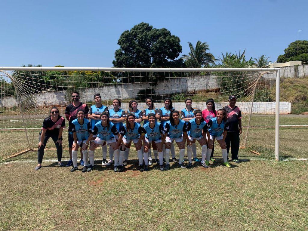 Equipe Feminina de Nova Cantu Disputará a Final dos Jogos Escolares Neste Domingo - Galeria de Imagens