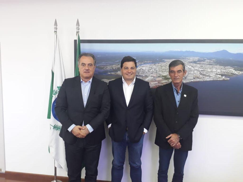 Deputado Plauto Miró Destina Mais R$ 580.000.00, Em Equipamentos Para Nova Cantu - Galeria de Imagens