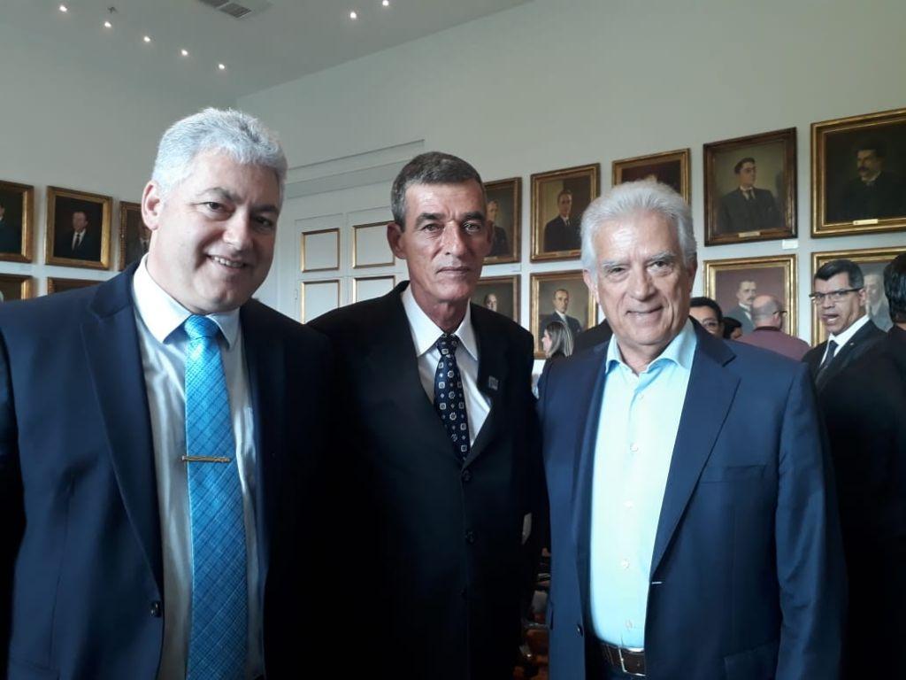 Deputado Douglas Fabrício Destina Academias Para Santo Rei, Conjunto Gralha Azul e Vila Rural - Galeria de Imagens