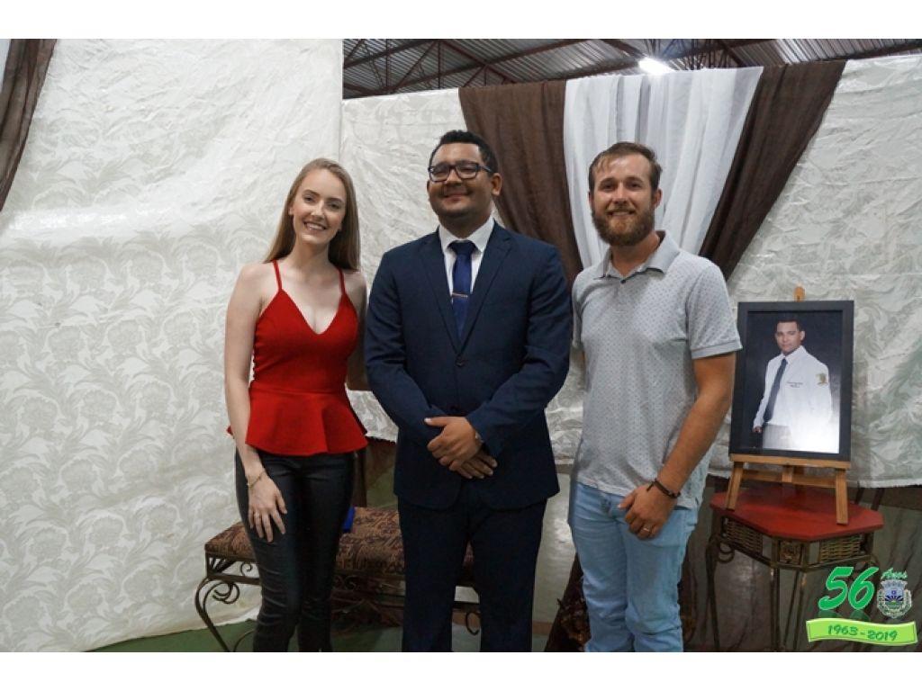 Dr. Dimerson Recebeu o Título de Cidadão Honorário de Nova Cantu - Galeria de Imagens