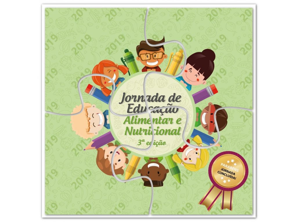 Jornada Concluída, Nova Cantu Recebe o Selo Completo da Jornada de Educação Alimentar - Galeria de Imagens