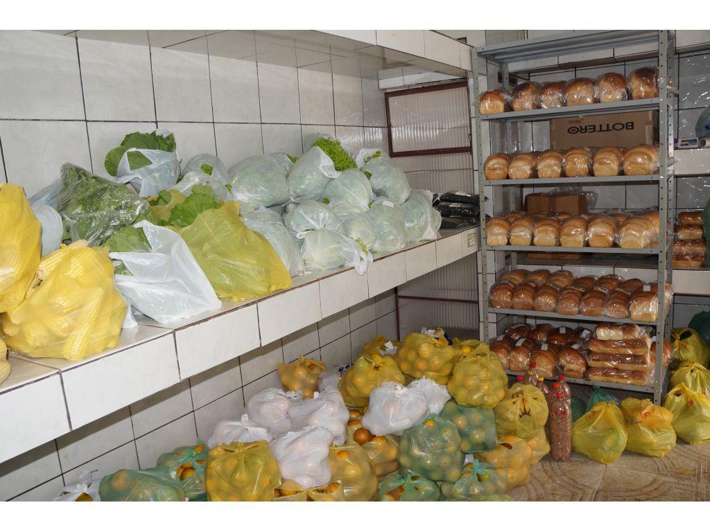 PAA Investiu R$ 80.000,00 Beneficiou 13 Instituições Com Alimentos Adquiridos de 26 Agricultores - Galeria de Imagens